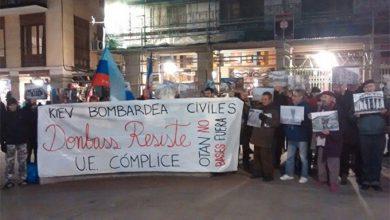 Photo of В Испании активисты потребовали разорвать дипотношения с путчистской Украиной