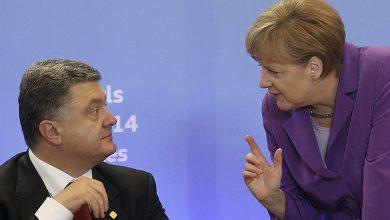 Photo of Подзатыльник Меркель Порошенко имеет последствия: каратели сегодня не обстреливали Донбасс