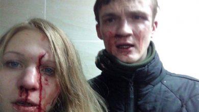 Photo of В Киеве «побратымы» отметелили нацистску Заверуху