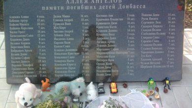 Photo of Родители учеников в киевской школе поругались из-за подачек карателям