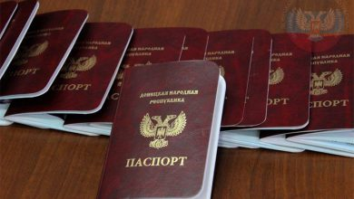 Photo of Россия признала паспорта ДНР и ЛНР