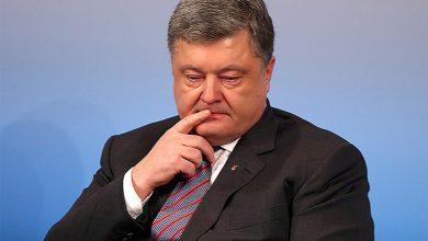 """Photo of В Мюнхене Порошенко """"палец в рот"""" от речи Меркель"""