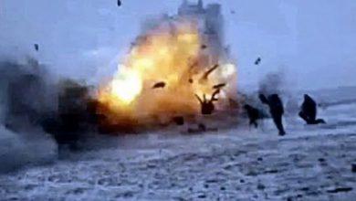Photo of На позициях карательной армии самодорвались два крупных кондиционера
