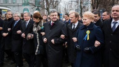 Photo of Кровавый майдан и лицемерие европейских друзей Украины