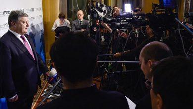 Photo of Санкции, паспорта и хронический игнор: Порошенко опять просит помощи