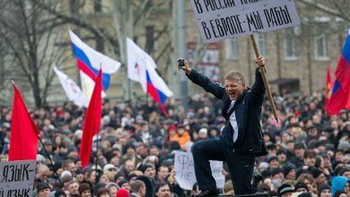 Photo of В Керчи напомнили, кто первым в Крыму сбросил украинское ярмо