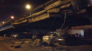 Photo of В Киеве обрушился мост – казалось бы, причем тут украинские националисты?