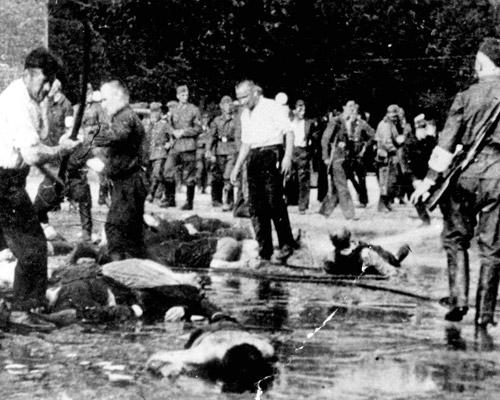 Автору книги о зверствах литовцев в ходе Великой Отечественной угрожали смертью