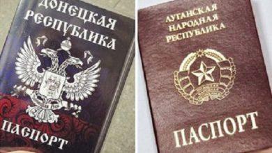 Photo of Киевские путчисты потребовали отмены указа о признании Россией паспортов ЛДНР