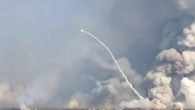Photo of Путчисты признались, что на горящих складах самозапускались ракеты ЗРК «Куб»