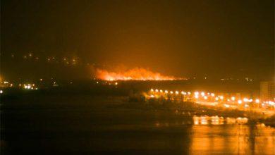 Photo of В Киеве мощно взорвался вертолёт