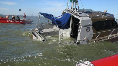 Photo of Боевой катер киевских карателей взорвался в Азовском море