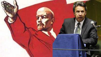 Photo of Товарища Ленина избрали президентом!
