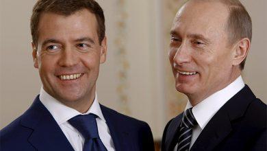 Photo of Путин и Медведев опубликовали сведения о своих миллиардах