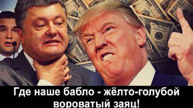Photo of Встреча президентов США и Украины невозможна — Трамп требует отчёта за финансирование Обамы