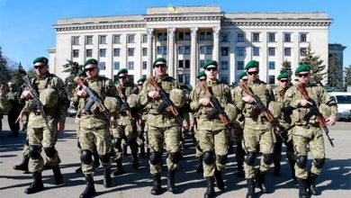Photo of Перепуганные путчисты пригнали в Одессу карательные войска