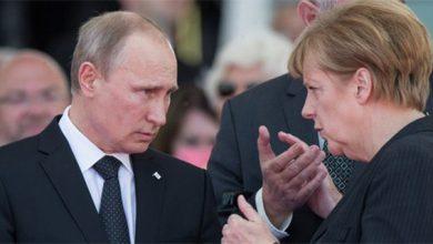 Photo of Путин о трагедии в Одессе на встрече с канцлером Германии