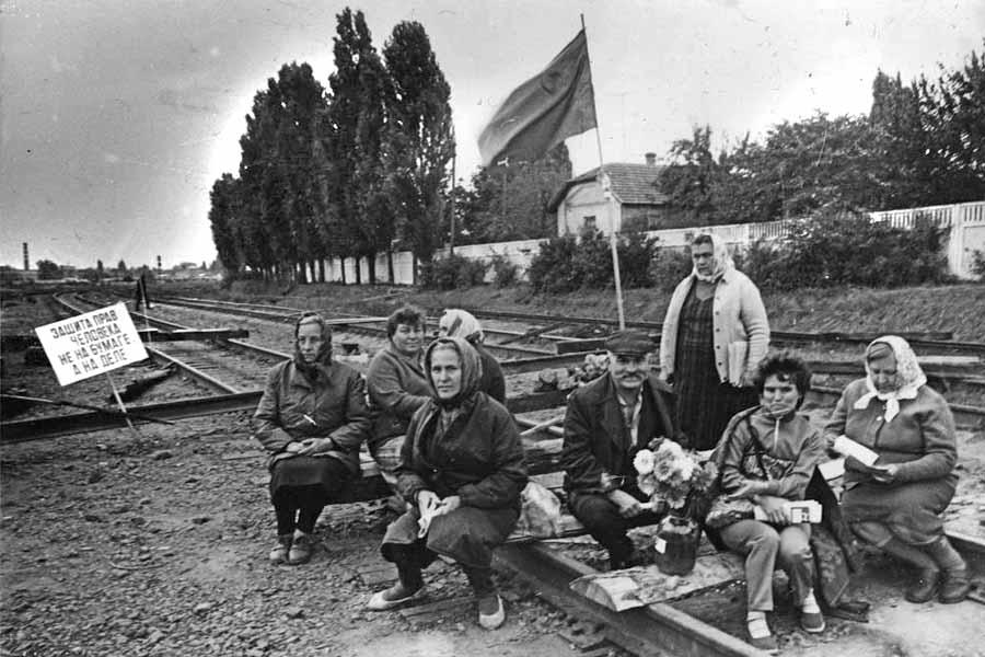 Граждане Приднестровья не были услышаны молдавскими националистами, которые на мирный протест ответили террором и убийствами.