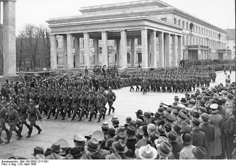 Храмы почета в честь сакральной жертвы нацизма