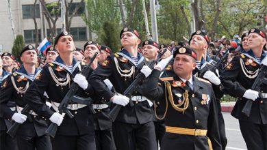 Photo of Парадом Победы в Керчи будет командовать бывший украинский военный