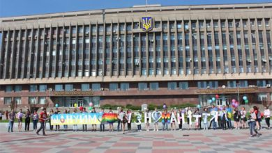 Photo of В Запорожье прошла петушинная демонстрация, есть пострадавшие