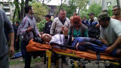 Photo of За отказ приветствовать фашистский клич, охрана Яроша прострелила таксисту ноги