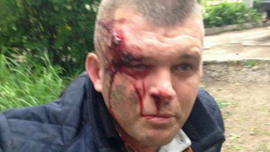 Photo of Реконструкция событий нападения фашистов Яроша на таксиста в Каменском