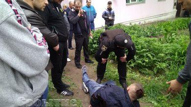 Photo of Видео задержания таксистами боевиков Яроша в Днепродзержинске