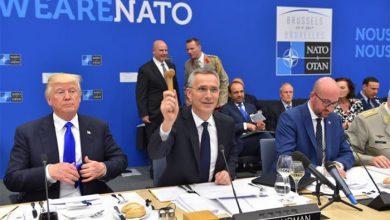 Photo of Трамп отказался слушать скулёж Порошенко во время смотрин в НАТО