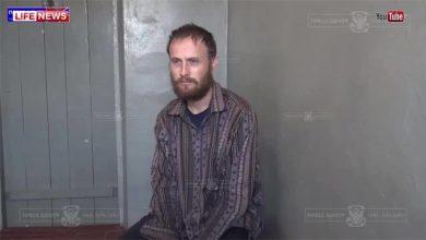 Photo of Украинский каратель, который бомбил собственную семью