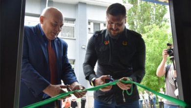 Photo of Власти Николаевской области торжественно открыли мусорку