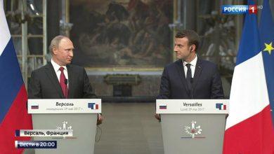Photo of Макрон провёл переговоры с Путиным и не упал в обморок