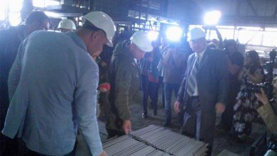 Photo of В ДНР запустили очередной завод
