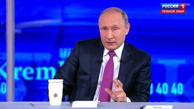 Photo of О чем рассказал Путин за время «Прямой линии»