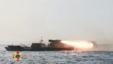 Photo of Киевские каратели планируют бомбить Новоазовск со стороны моря