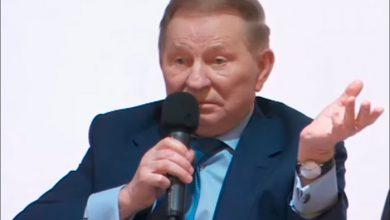 Photo of Кучма врезал правду-матку