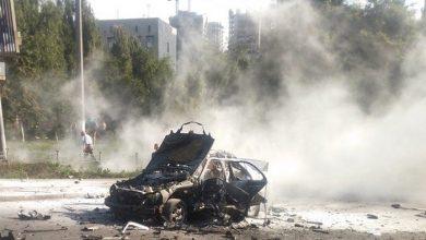 Photo of В Киеве взорвался автомобиль