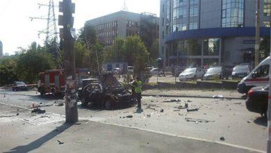 Photo of В Киеве подорван командир разведки путчистов