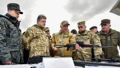 Photo of Подайте патроны, хорунжий Порошенко!