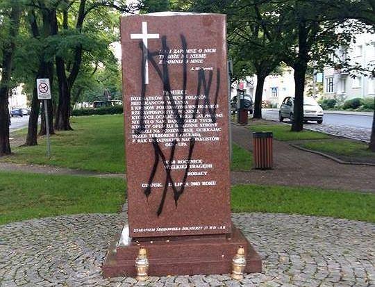 «UA von!» — по всей Польше