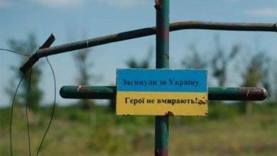 Photo of Погибших карателей в Украине перевозят в багажниках авто и хоронят за оградой кладбищ