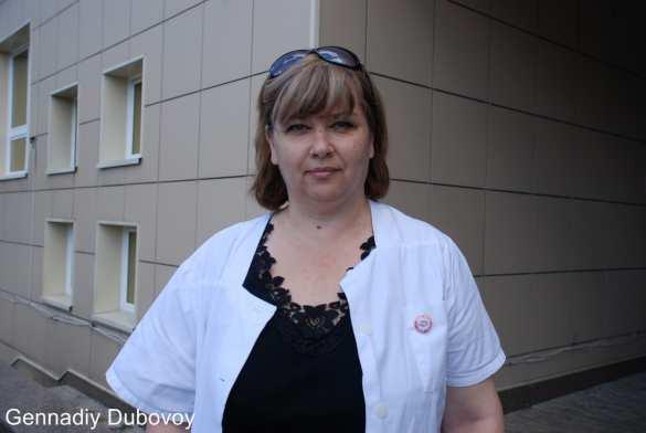 Лилия Родионова — создатель Первого медотряда ДНР