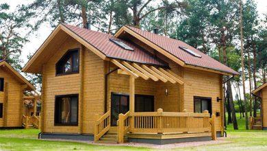 Photo of Будівництво дерев'яних будинків: варіанти від derevodim