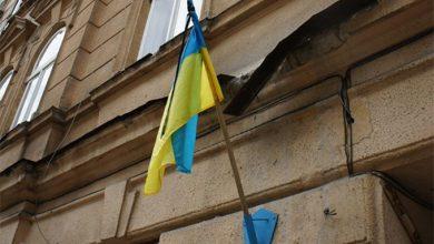 Photo of Львовские коллаборанты скорбели в годовщину изгнания гитлеровцев из города