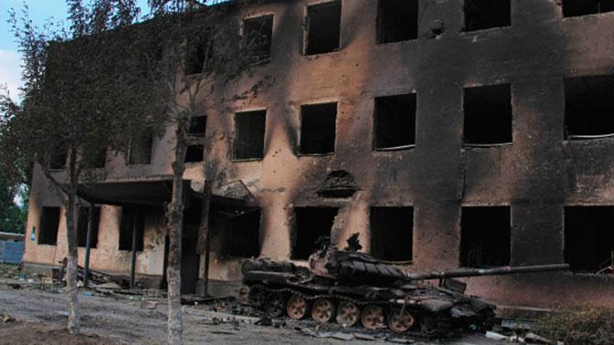 Как российская армия остановила агрессию Грузии в 2008-м