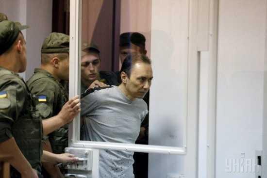 Подозреваемый в госизмене полковник ВСУ Иван Безъязыков останется под стражей до 8 октября