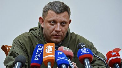 Photo of Александр Захарченко сравнил войска путчистов с немецкими захватчиками