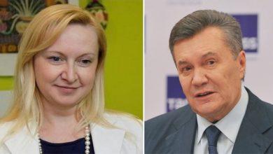 Photo of У Януковича в 2014 году родился сын