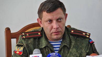 Photo of Александр Захарченко: «У нас 17-летние дети пытаются прорваться в армию по одной простой причине — отомстить за брата, за отца»