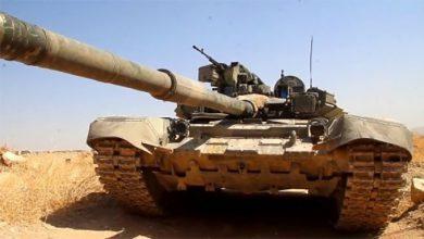 Photo of Единственный в Сирии Т-90К почти год сражается с террористами